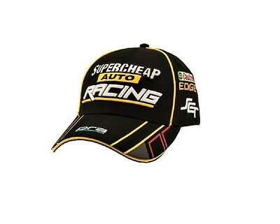 Supercheap Auto Racing Sca Team Cap - Chaz Mostert V8 Supercars Bathurst Pra