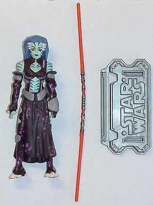 STAR WARS Darth Phobos Action Figure (The Force Unleashed)