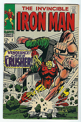 Iron Man 6 Crusher