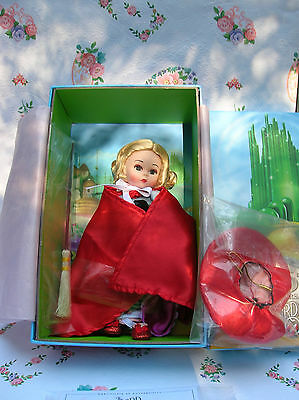 """Madame Alexander 75th Anniversary WICKED WITCH OF THE EAST 7"""" Doll NEW 2014 NRFB"""