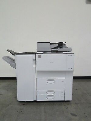 Ricoh Aficio MP 9002 MP9002 copier printer scanner - Only 286K copies - 90 ppm