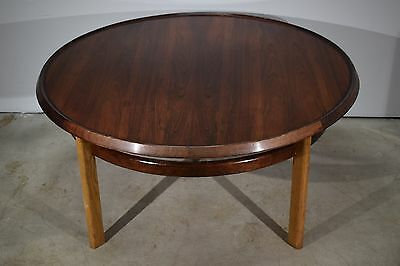 Rosewood coffee table, by Torbjørn Afdal, Norwegian mid century, Haug Snekkeri