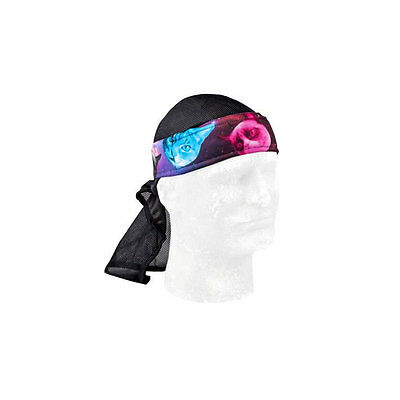 HK Army Headwrap - Space Cats - Paintball
