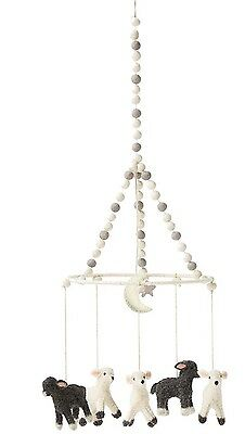 Pehr Designs Hand Crafted Baby Mobile - Lamb