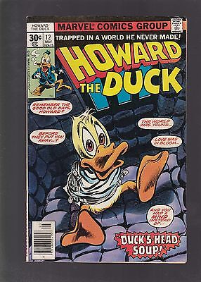 Howard The Duck #12 1st Cameo Appearance of KISS in a Comic Book!