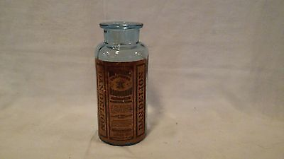 Quack Cure Dr White's Compound Dandelion Alterative Tonic & Blood Thinner