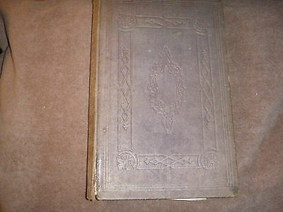 "RARE New York Indian & Natural History book Albany 1850 "" Third Annual Report.."