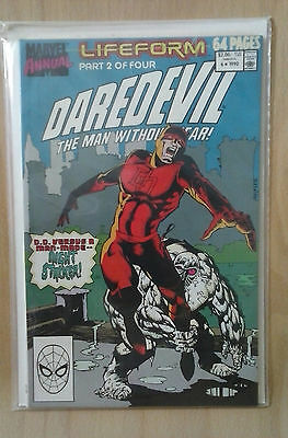 DAREDEVIL ANNUAL #6 Marvel Comics NM