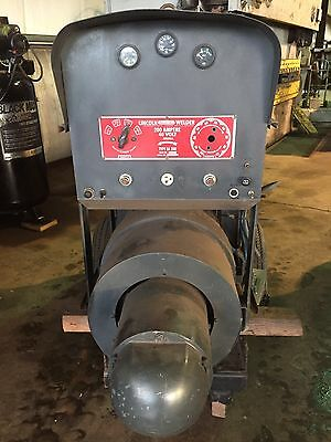 57 SA 200 Short Hood Welding Machine