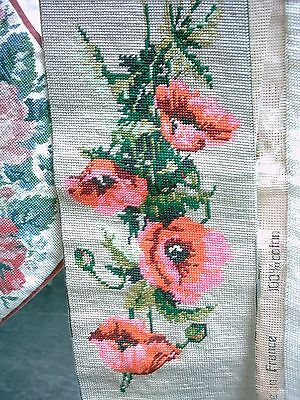 Beautiful French Floral Tapestry
