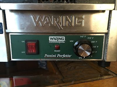 """WARING Commercial """"Panini Perfetto"""" WPG150"""