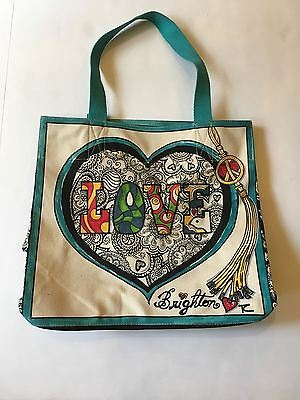 Love Tote by Brighton Summer of Love tote bag