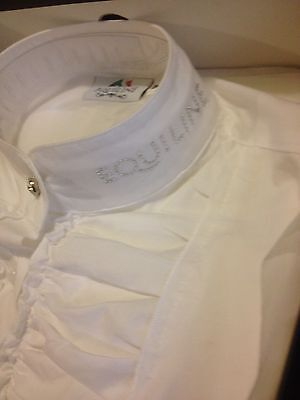 Equiline Felicity Ladies Competition Shirt Euro 38 New in box