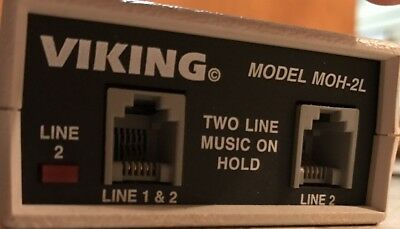 Viking Music on Hold system ( MOH-2L)