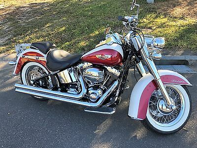 2013 Harley davidson Softail Deluxe