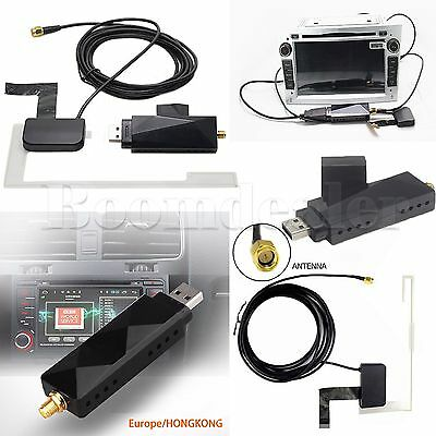 DAB+ Digital Radio Receiver Tuner USB Stick for Android Car DVD Stereo Players