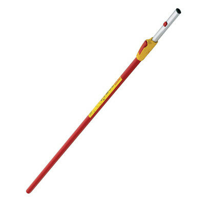 NEW Wolf Garten Tools ZMV4 Multi Change Telescopic Handle Extends From 2.2m - 4m