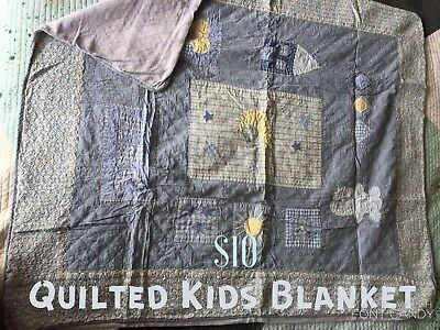 Quilted Kids blanket
