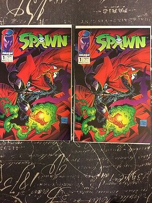 Spawn 1 1st Appearance Of Spawn High Grade