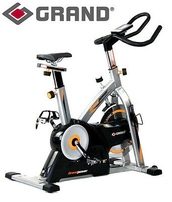 Premium Programmable Upright Exercise Bike Cycle For Home Workout (Au Seller)