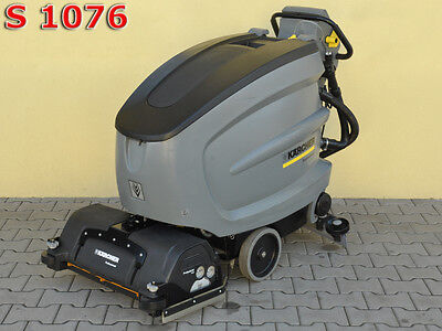 Scrubber Dryer KARCHER B 60 W R55 / WARRANTY / 335 mth / DOSE / 2700£ 0% TAX