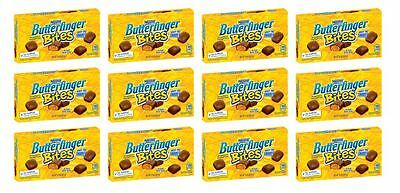 906219 12 x 99.2g NESTLE BUTTERFINGER BITES! BITE SIZED CHOCOLATE COVERED PIECES