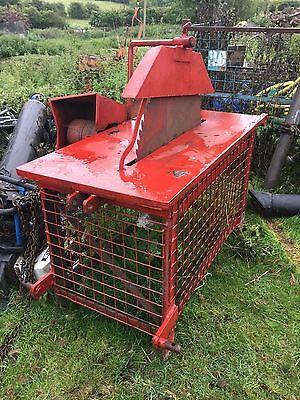 Tractor Driven Saw Bench