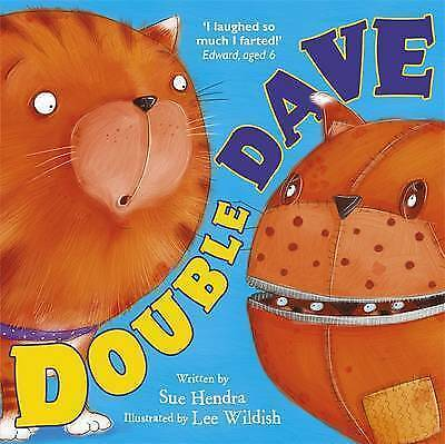 **NEW PB** Double Dave by Sue Hendra (Paperback, 2016)