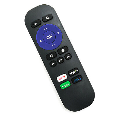 US New Replacement Remote Control for ROKU 1 2 3 4 LT HD XD XS Streaming Player