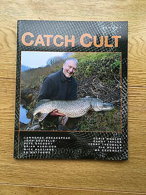 Catch Cult fishing magazine Issue 1
