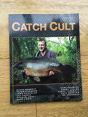 Catch Cult fishing magazine Issue 2