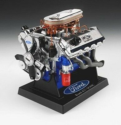 1/6 Scale Model Ford 427 Engine