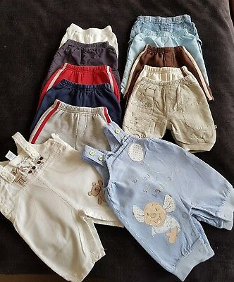 +++ HUGE Baby Boy Bundle 0-3m over 100 items, good for twins +++
