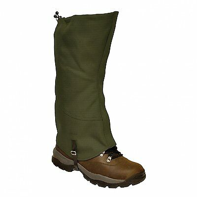 Trekmates Jagare Low Noise Walking Gaiters - Olive Green