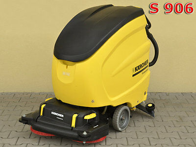 KARCHER B 80 W D65 SCRUBBER DRYER / 357mth / WARRANTY / 2500£ 0% TAX
