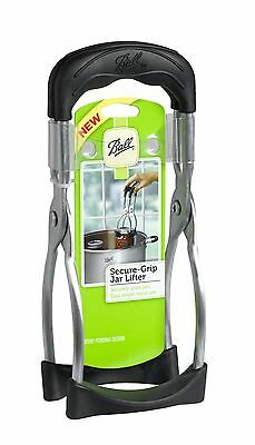 Jarden Home Brands Ball Secure Grip Jar Lifter Single Hand Use Canning Tool