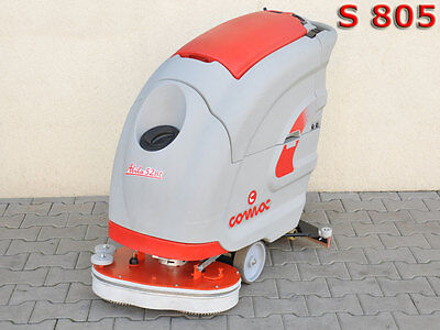 COMAC ABILA 52BT SCRUBBER DRYER / 414mth / 2010 yr / WARRANTY / 2000£ 0% TAX