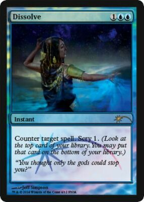 Flaying Tendrils//Vrilles fouettantes promo foil Mtg Magic Francais