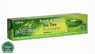 Dentifricio Australian Tea Tree – Optima Naturals - Orale - (RLS-WRC01061)