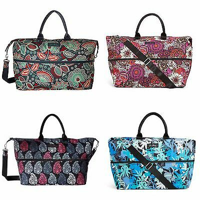 Vera Bradley Lighten Up Expandable Travel Bag - New with tags - Choice