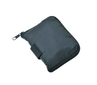 2 x Carry Case For Diabetic Meter & Accessories - Zipped - Travel Size - RRP £30
