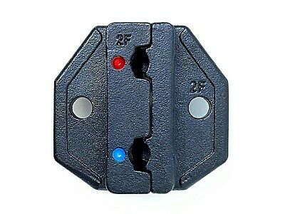 Ratchet Crimp Tool Die HT-2F Insulated Flag Terminal