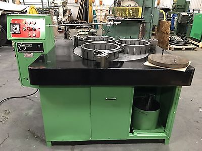 Lapmaster 36 Open Face Lapping Machine