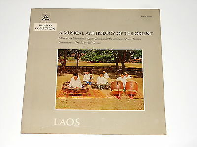 Laos - LP - A Musical Anthology Of The Orient - Bärenreiter BM 30 L 2001