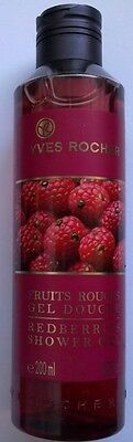 Yves Rocher Gel Douche Fruits Rouges 200 Ml Neuf
