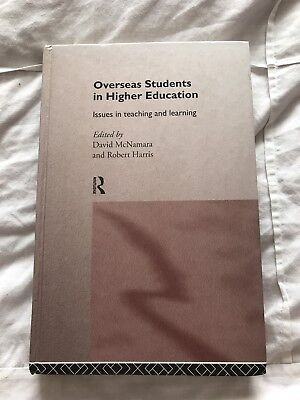 Overseas Students in Higher Education – Issues in teaching and learning