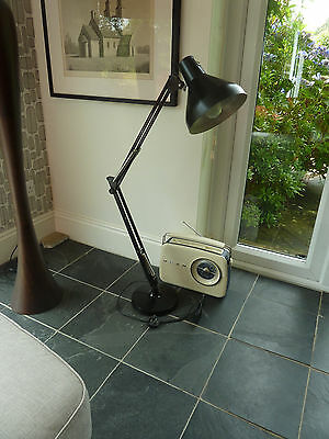 Large vintage anglepoise lamp