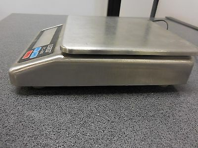 Doran Scale Portion control Stainless Steel NTEP Legal for Trade PC-400