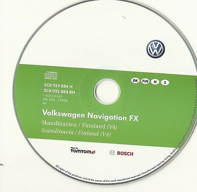 volkswagen navigation fx cd 8 italien eur 6 00 picclick de. Black Bedroom Furniture Sets. Home Design Ideas