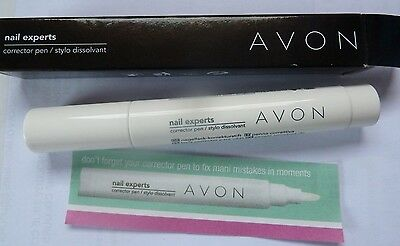 Avon Nail Experts Corrector Pen ~ Brand New